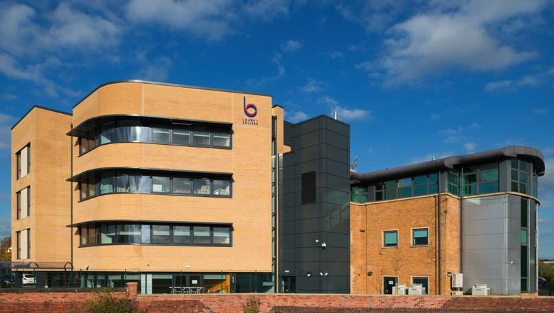 Bury College Phase 9