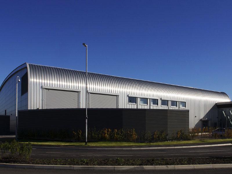 BAE Building 610