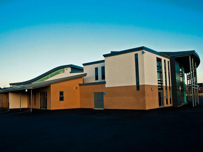 Buckshaw Trinity Primary School