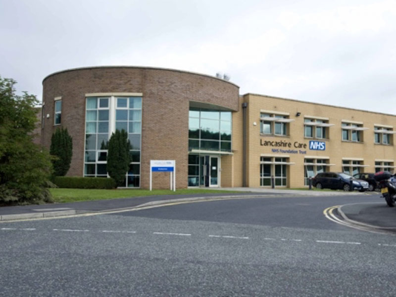 NHS Offices Sceptre Point